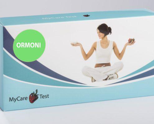 test ormoni nella saliva